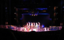 Palco do Kà - Cirque du Soleil