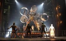 Apresentação do Kà - Cirque du Soleil