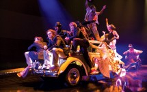 Elenco do The Beatles Love - Cirque du Soleil