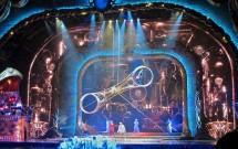Apresentação do Zarkana - Cirque du Soleil