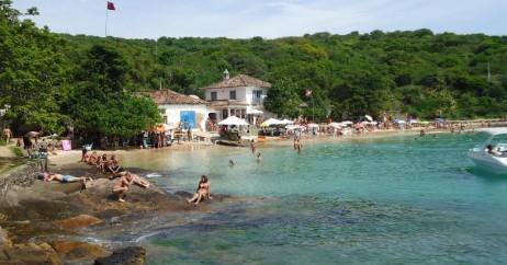 Praia Azeda em Búzios