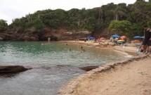 Praia Azedinha em Búzios