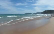 Estensão de Areia da Praia de Geribá