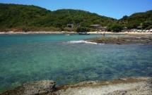 Água Cristalina da Praia da Tartaruga