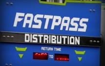Local de distribuição de FastPass