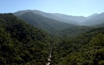 Vista do Mirante do Adeus no Parque de Itatiaia