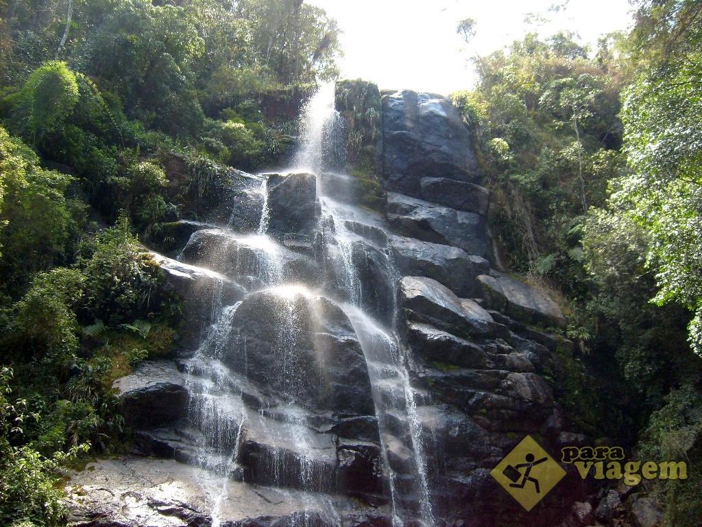 Cachoeira Véu da Noiva no Parque de Itatiaia