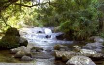Três Cachoeiras em Penedo