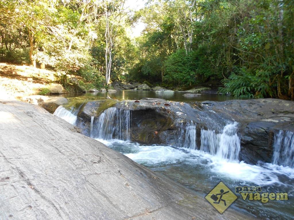 Cachoeira em Penedo