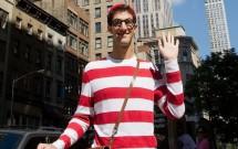 Wally nas ruas de Nova York