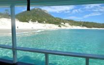 Praia do Farol - acesso apenas por barco
