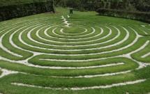 Labirintos do Parque Amantikir