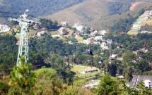 Vista do Mirante do Morro do Elefante