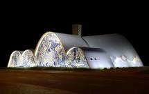 Iluminação da Igreja de São Francisco de Assis
