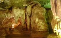 Interior da Gruta de Maquiné