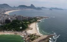 Arpoador e Praia de Copacabana