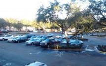 Estacionamento do Hotel Clarion Inn LBV