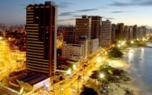 Praia do Meireles em Fortaleza