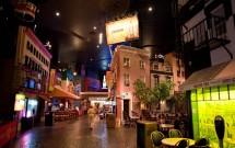 Corredor de Restaurantes do New York New York