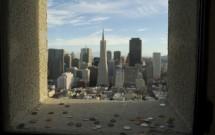 Vista da janela da Coit Tower