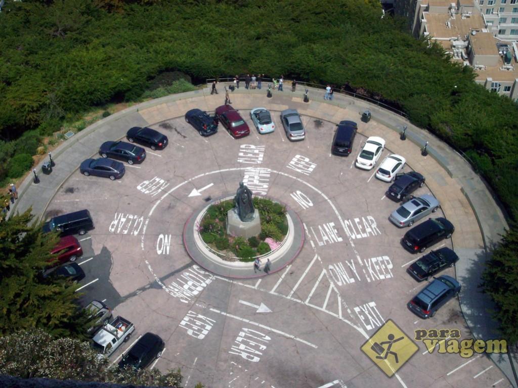 Estacionamento da Coit Towers
