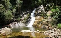 Cachoeira Escondida