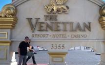 Entrada do The Venetian