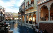 Clima de Veneza em Las Vegas