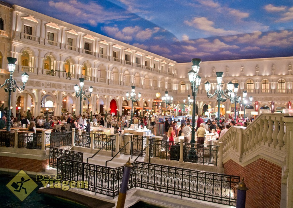 Restaurantes do The Venetian