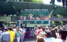 Entrada do Zoológico de Palermo