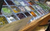 Green Shynfony: Comida Vegetariana em NYC