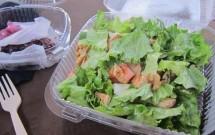 Green Shynfony: Salada com Frango