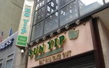 Sun Yip: Comida Chinesa em NYC