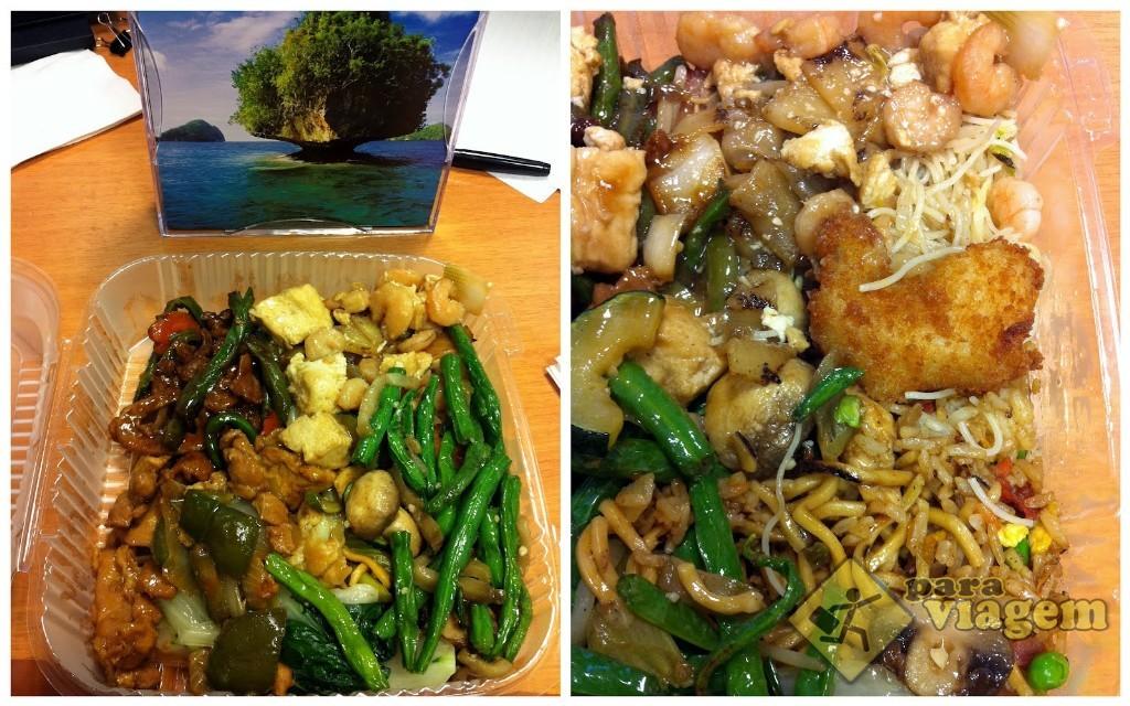 Comida Chinesa do Sun Yip