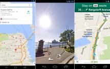 Aplicativo Maps e Street View para Android