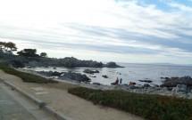 Vista da Orla de Monterey