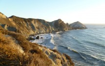 Mar, Pedras e Montanhas na California