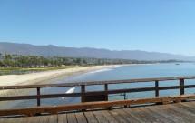 Pier de Santa Barbara