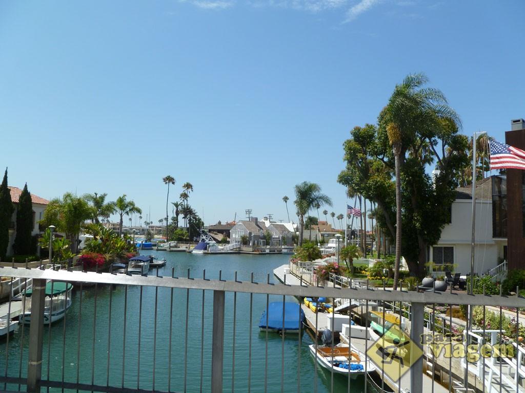 Naples Island em Long Beach