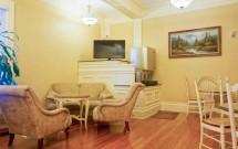 Mesas da Recepção do Grant Hotel