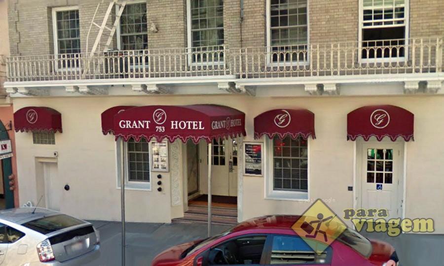 Grant Hotel em San Francisco