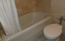 Banheiro do Hotel Cartel