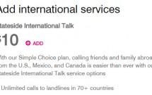 Serviços Internacionais da T-Mobile incluí o Brasil