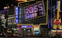 ROSS na Las Vegas Blvd