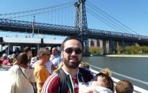 Bebê Dormindo no Cruzeiro por Manhattan