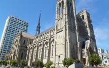 Grace Cathedral em San Francisco
