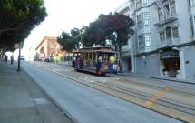 Bondinho Subindo a Powell Street