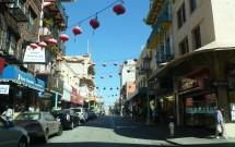 Decoração Oriental em China Town