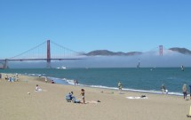 Golden Gate Vista de Crissy Field