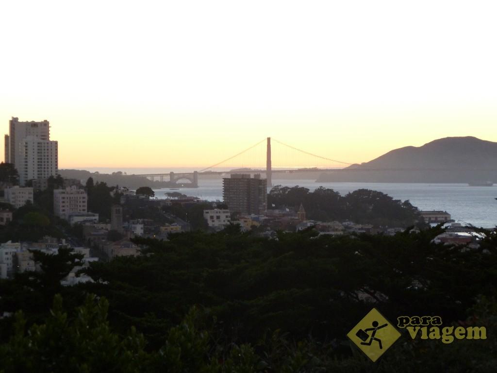 Vista do Coit Tower